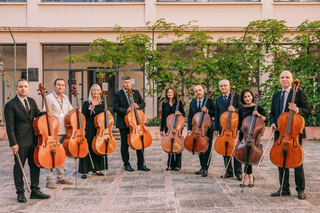 Koncert nga formacioni i harqeve të Orkestrës së RTSH